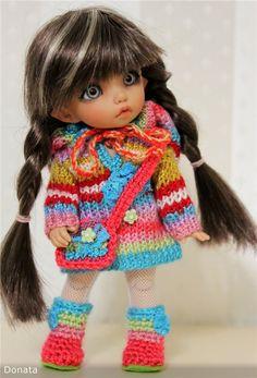Маленькая прелесть Джо (Fairyland Pukifee Ante) / BJD - шарнирные куклы БЖД / Бэйбики. Куклы фото. Одежда для кукол