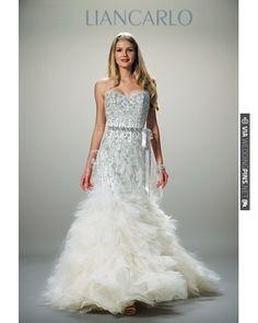 Liancarlo Spr 2012-Encore Bride Perfect! | CHECK OUT MORE IDEAS AT WEDDINGPINS.NET | #weddings #weddingdress #inspirational