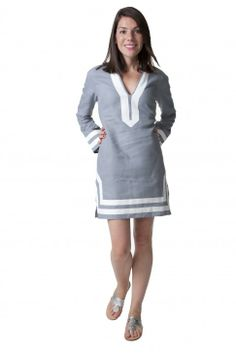 A Sail to Sable tunic just jumped to the top of my wish list.