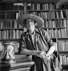 """""I worshipped dead men for their strength, forgetting I was strong."" English poet, novelist, and garden designer, Vita Sackville-West was born in 1892 Vita Sackville West, English Poets, English Writers, Janet Hill, Dora Carrington, Leonard Woolf, Virginia Wolf, Duncan Grant, Bloomsbury Group"