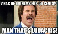 Rap humor