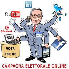 Campagna Elettorale Online: l'ABC per le Elezioni Politiche e Amministrative del 2013