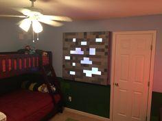 DIY Glowing Minecraft Block (#QuickCrafter)