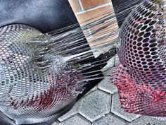 Agostino e Otello - (sinapsi) - Scultura angolare su tela. - Autore: Guido Fruscoloni - 2013 Abstract, Art, Tela, Summary, Art Background, Kunst, Performing Arts, Art Education Resources, Artworks