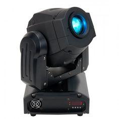 American DJ Inno Spot LED Intelligent Moving Head with a bright 45-Watt LED