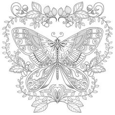 Flower Coloring Pages For Adults Printable Free adult coloring pages can be a great way to de-stress, especially if you love coloring. Print these out from the comfort of your home to start coloring! Star Coloring Pages, Printable Adult Coloring Pages, Flower Coloring Pages, Coloring Sheets, Coloring Books, Coloring Pages Mandala, Adult Colouring Pages, Butterfly Coloring Page, Graffiti Drawing