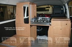Eskola Interior for Volkswagen T2, Bay Window from £1,950.00 #gifts #expensivegifts #findgifts