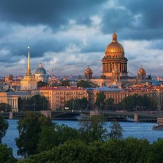St Petersburg Russia, Saint Petersburg, City O, Baltic Sea, Taj Mahal, Cathedral, Beautiful Places, World, Building
