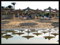 Beach life, Makadi bay, Egypt