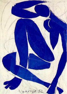 Blue matisse blue nude ii matisse nude