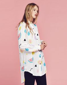 Lazy Oaf Fruity Slice Shirt - Shirts - Categories - Womens
