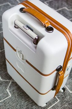 Perfect Carry-on for any trip Delsey Hardside Chatlet Suitcase–The best carry-on you'll ever buy!Delsey Hardside Chatlet Suitcase–The best carry-on you'll ever buy! Cute Luggage, Best Carry On Luggage, Luggage Sets, Kids Luggage, Best Carry On Bag, Luggage Brands, Bags Travel, Travel Packing, Travel Luggage