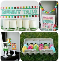 Sweet Easter Crafts and Gifts