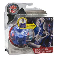 New Bakugan Battle Suit Fortatron