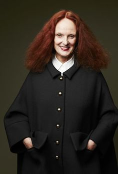 Amazing Grace Coddington: inside the world of US Vogue's creative director