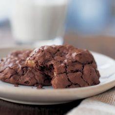Chocolate Brownie Cookies | Williams Sonoma