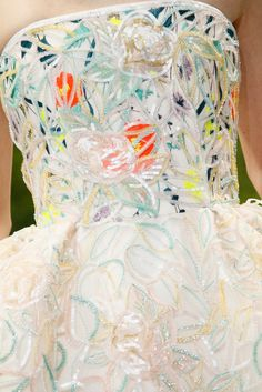 Christian Dior Haute Couture, Spring 2013 #details