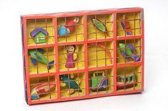 Brinquedo artesanal em madeira