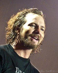 Gorgeous man Eddy Vedder Pearl Jam