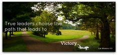 Victory quote