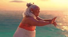 """Which """"Moana"""" Character Are You You got: Gramma Tala Self-described as the village crazy lady, Gramma Tala really doesn't mind what people think of her — and neither do you. Even if others might find you quirky, you'll never stop being yourself. You're very in touch with who you are and the world around you. Wise for your age, people come to you for advice frequently. But just because you're the one always dishing out advice, doesn't mean you can't ask for it when you need it too!"""