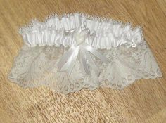 How to Sew a Bridal Garter in a Snap: Materials