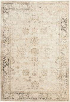 Romantic area rug