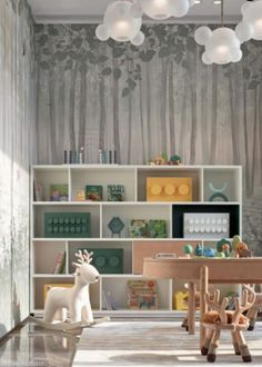 Sales Office, Kidsroom, Indoor, Shelving, Stuff To Buy, Children, Home Decor, Bedroom Kids, Interior