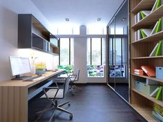 study room singapore interior - Google Search