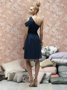Lela Rose Bridesmaids Style LR159 http://www.dessy.com/dresses/lelarose/lr159/?color=midnight&colorid=47#.UunNjvbj44k