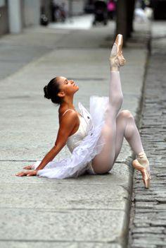 The graceful Misty Copeland