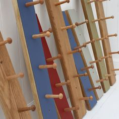 Are you interested in our Coloured shaker peg rail? With our wooden coat hooks you need look no further.