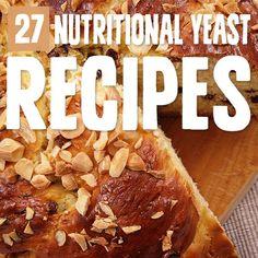 27 Paleo Nutritional Yeast Recipes