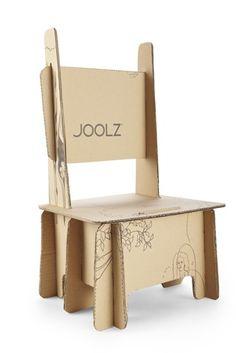 Joolz Verpackung Stuhl