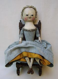 The Old Pretenders - The finest museum quality reproductions and restorations of 17th and 18th century English wooden dolls