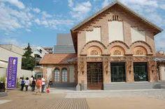 Museu d'Art de Cerdanyola. Façana principal