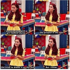 sam and cat ..! Ari..!