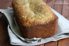 Buttermilk Banana Bread: Bananas are one of my favorite fruits.  I love to eat them plain or add them into smoothies, and Sophia eats them all the time.  We easily go through a bunch of them every few days.  They are perfe...