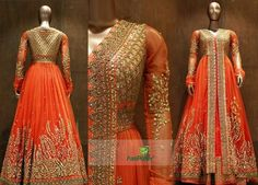 generall shape for sleeveless overcoat for batch dinner 2015 (fit and flare at waist, dress style) Pakistani Dresses, Indian Dresses, Indian Outfits, Indian Bridal Wear, Indian Wear, Indian Style, Desi Wedding Dresses, Wedding Wear, Desi Clothes