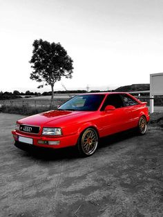 foto van Audi S2.