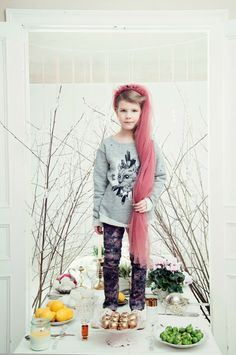 Hebe AW14   Little Gatherer