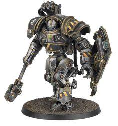 SON'S OF SOTHA.: Iron Warriors: Iron Circle Automata.