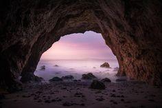 Cave at El Matador Malibu CA [OC] [60004000] #reddit