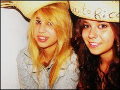 María y Carlota
