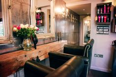 Rustic Chic Hair Salon The Shed Manningtree