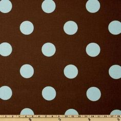 Oxygen Dots Brown / French Blue