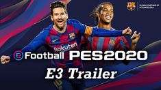 See the king return in the eFootball PES 2020 reveal trailer. Pro Evolution Soccer, Premier League, Real Tv, Association Football, New Video Games, Ea Sports, Social Media Channels, Simulation Games, Microsoft Windows