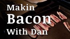 Is it really safe to cure bacon and hang it in your kitchen? We turned to Dan at The Grass-fed Homestead, who has made meatsmithing and charcuterie his passi. Curing Bacon, Food Hacks, Food Tips, Blue Tips, Learn A New Skill, Sugar Free Recipes, Pork Belly, Charcuterie, Free Food