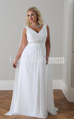 Awesome Beautiful Plus Size Wedding Dresses