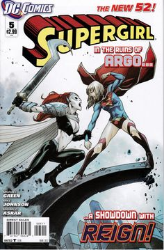 Supergirl 5  March Issue  DC Comics  Grade NM  5th by ViewObscura